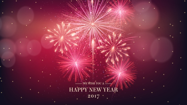 Happy New Year 2017 Wallpapers Hd By Angia Le
