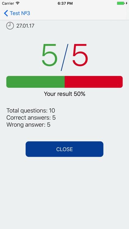 100 US Citizenship Test Questions 2017 screenshot-4