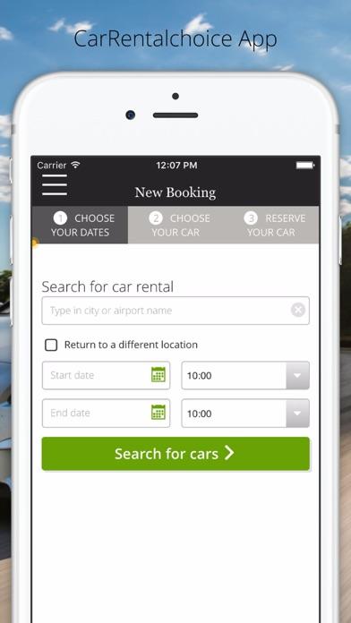 CarRentalchoice com - Car Rental App by Car Rental Choice Limited