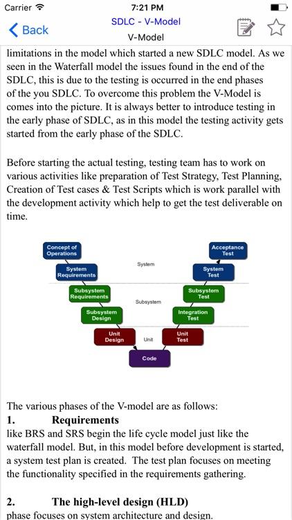 SDLC - Software Development Life Cycle (SDLC) screenshot-3