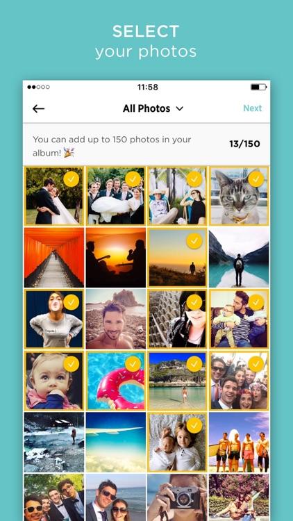 CHEERZ : Photo prints, photo album, magnets