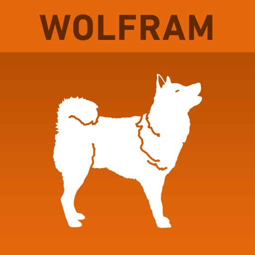 Wolfram Dog Breeds Reference App