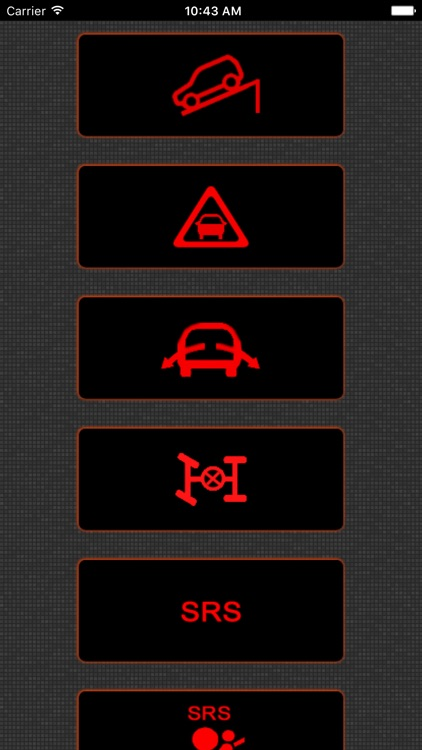 Land Rover - Range Rover Warning Lights & Problems screenshot-1