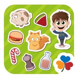 Tommy Fun Sticker Pack by KleeGS