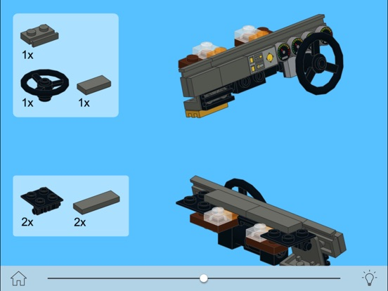 Hot Rod For Lego 10242 Set Building Instructions App Price Drops