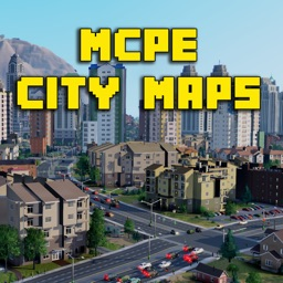 City & Puzzle Maps For Minecraft Pocket Edition