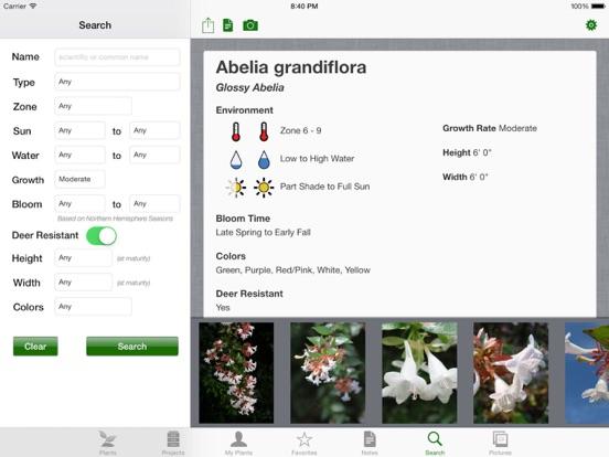 Landscaper's Companion for iPad screenshot four