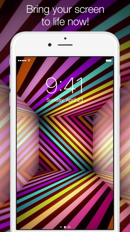 Live Wallpapers for Me - Cool Moving Backgrounds screenshot-4