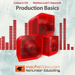 Course For Cubase 6: Production Basics