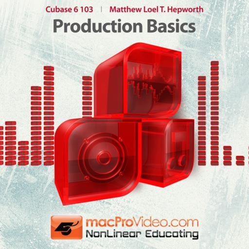Course For Cubase 6: Production Basics