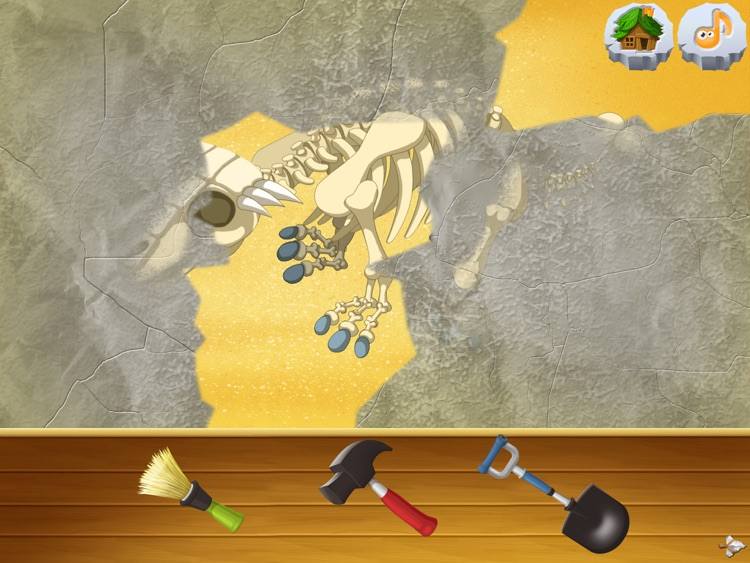 DinoClub. World of Dinosaurs HD screenshot-4
