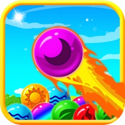 Bubble Fire War Shooter