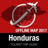 洪都拉斯 旅游指南+离线地图
