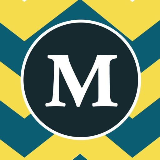 Monogram Designs | Best Chevron