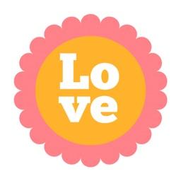 Love Elements - Mega bundle 75+ Stickers