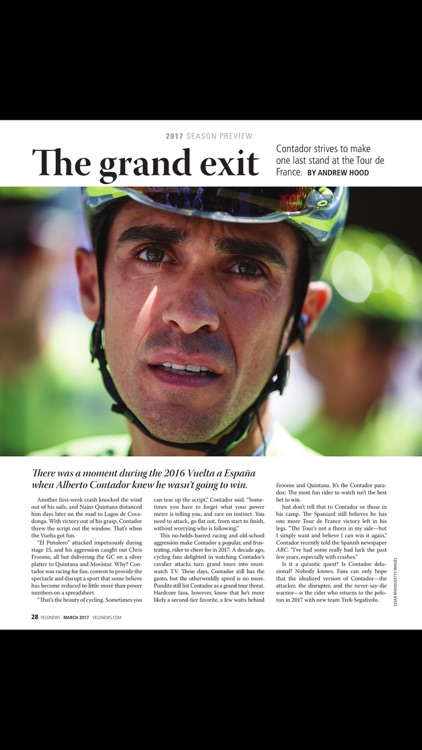 Velonews Magazine screenshot-3