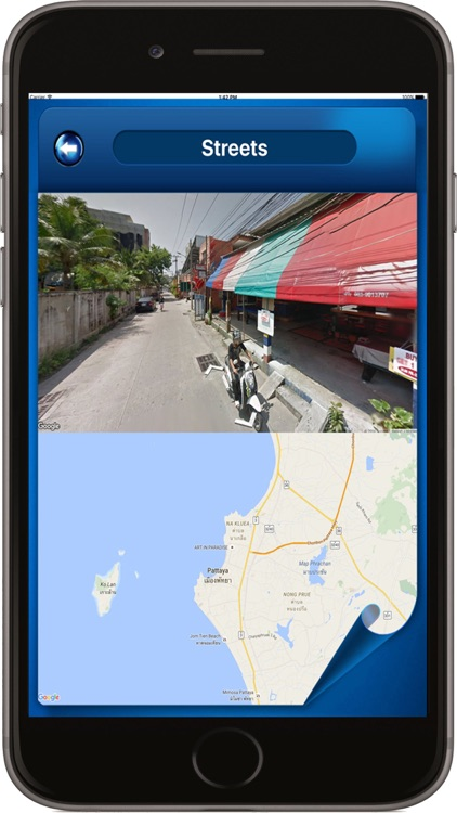 Pattaya Thailand - Offline Maps Navigator screenshot-1