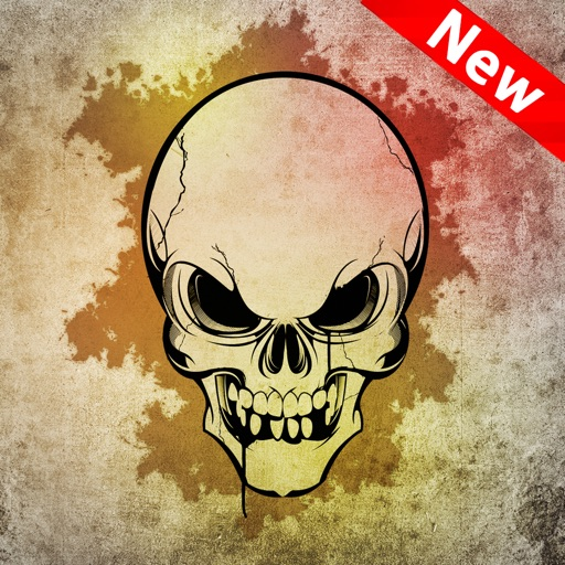 Amazing Skull Wallpapers HD by Syed Hussain