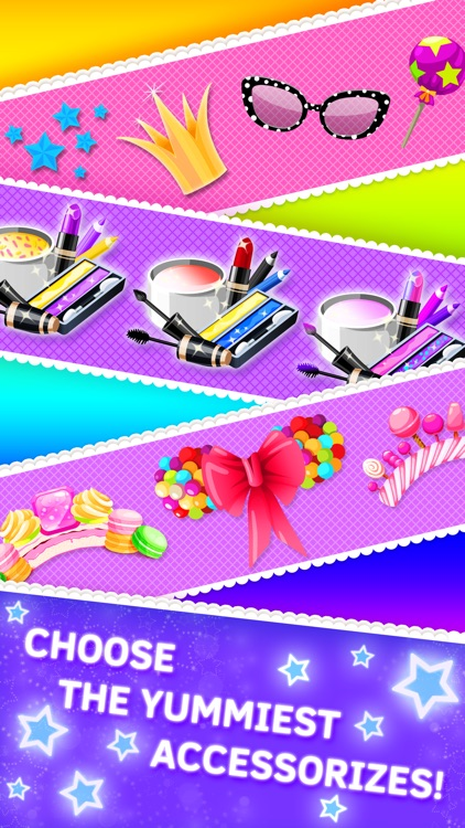 Candy Salon: Makeover Games for Girls screenshot-4