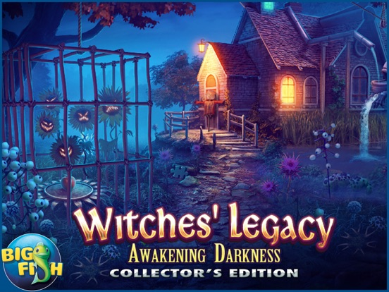 Witches' Legacy: Awakening Darkness HD - Hidden screenshot 5