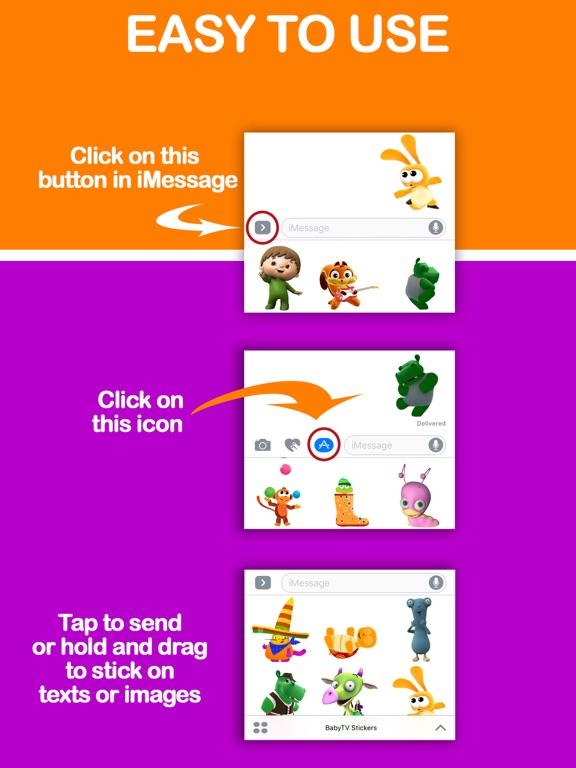 BabyTV Stickers-ipad-2