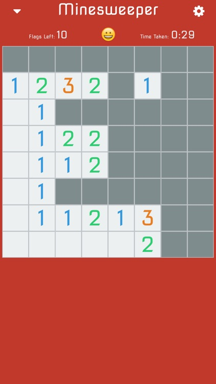 Minesweeper Puzzle Game