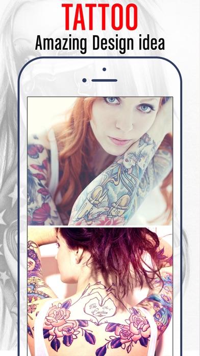 Tattoo Design Idea - Virtual Tattoo Design