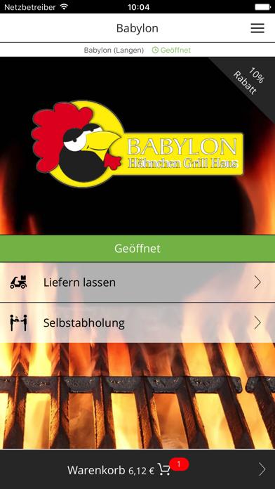 BabylonScreenshot von 1