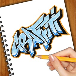 Learn How To Draw Graffiti Art By Bhaumik Harshadray Mehta