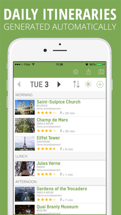 mTrip Travel Guides (offline maps and directions) screenshot-4