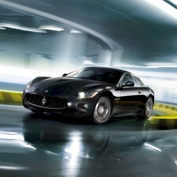 HD Car Wallpapers - Maserati GranTurismo Edition