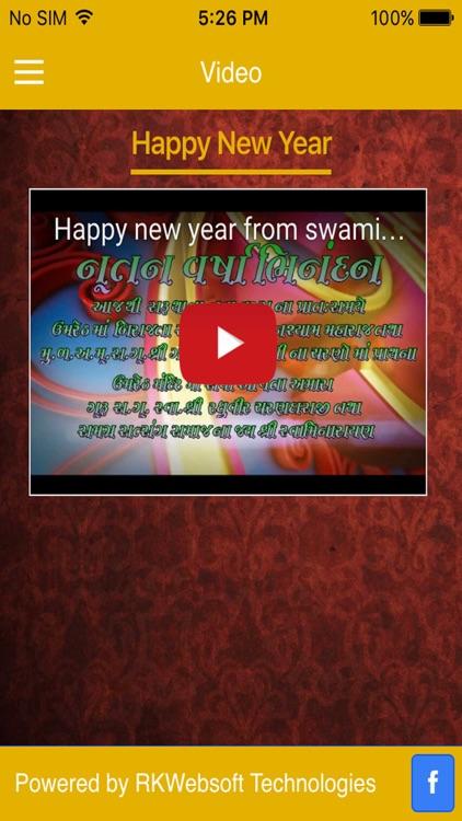 Happy New Year Jay Swaminarayan 45
