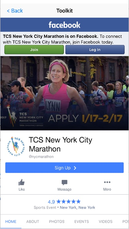 Marathon Toolkit for New York screenshot-4
