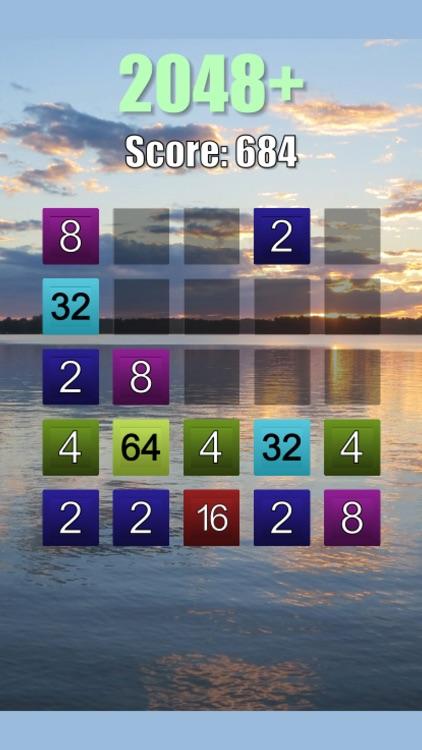 2048 Plus - A Tile Sliding Puzzle