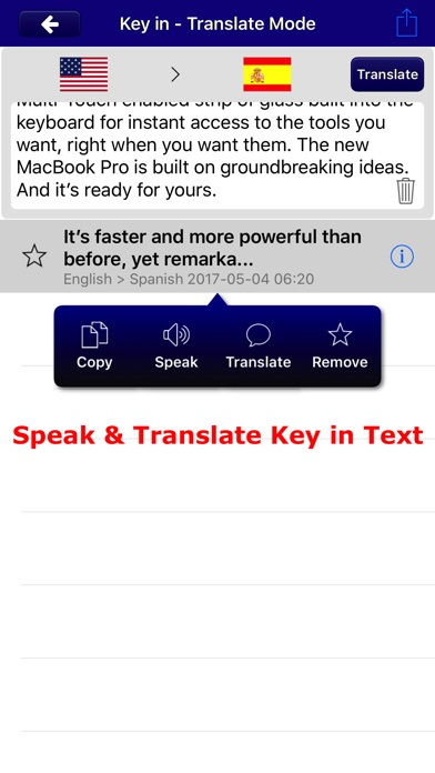 Speaktext For Web review screenshots