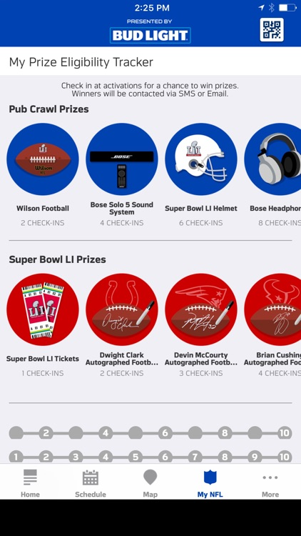 Super Bowl LI Houston - Fan Mobile Pass screenshot-2