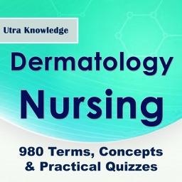 Dermatolgy Nursing 980 Flashcards & Exam Quiz