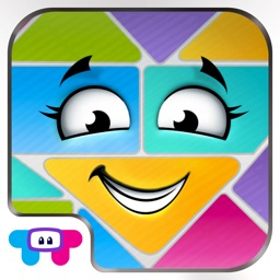 Friendly Puzzles - Interactive Shapes for Kids