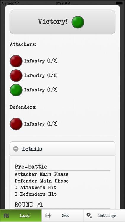Axis & Allies Calculator screenshot-3