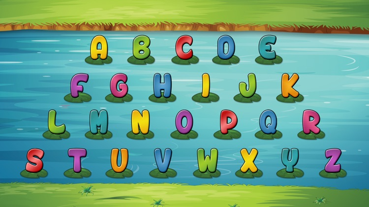Frogo Learns The Alphabet - ABC Games for Kids screenshot-3