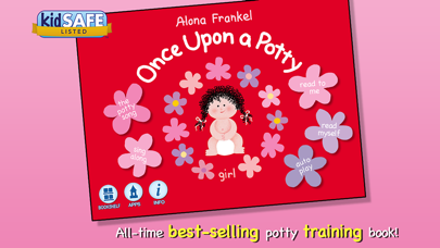 Once Upon A Potty review screenshots