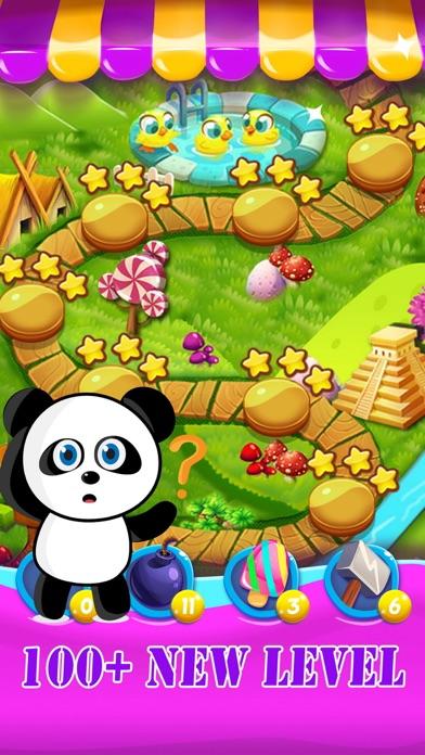 Candy Fever Mania : The Kingdom of Match 3 Games screenshot three