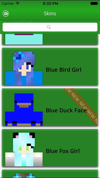 Animal Skin Editor Packs For Minecraft PEPC By Manish Sharma - Skins para minecraft pe de animales