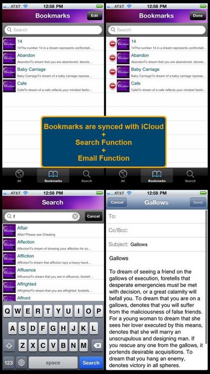 3500 Dream Symbols and Interpretation Tips screenshot-3