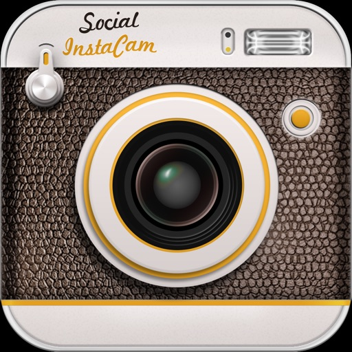 Social InstaCam - Photo editor with the Best Filters & Collage for Share with the World