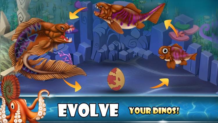 Dino Water World: Jurassic Dinosaur Fighting games screenshot-4