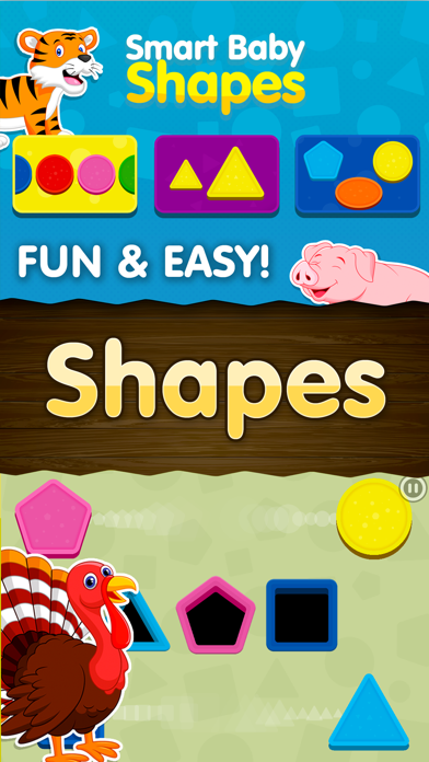 Kids Games Free: Toddlers, Baby & Boys Learning