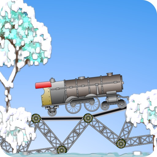 Railway bridge: bridge construction simulator