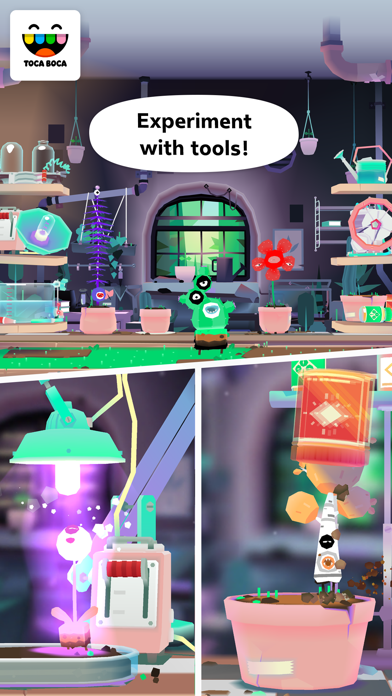 download Toca Lab: Plants apps 2
