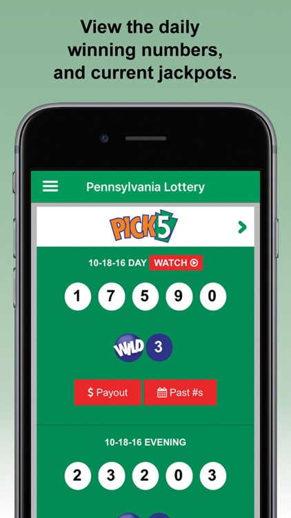 PA Lottery Official App screenshot-3